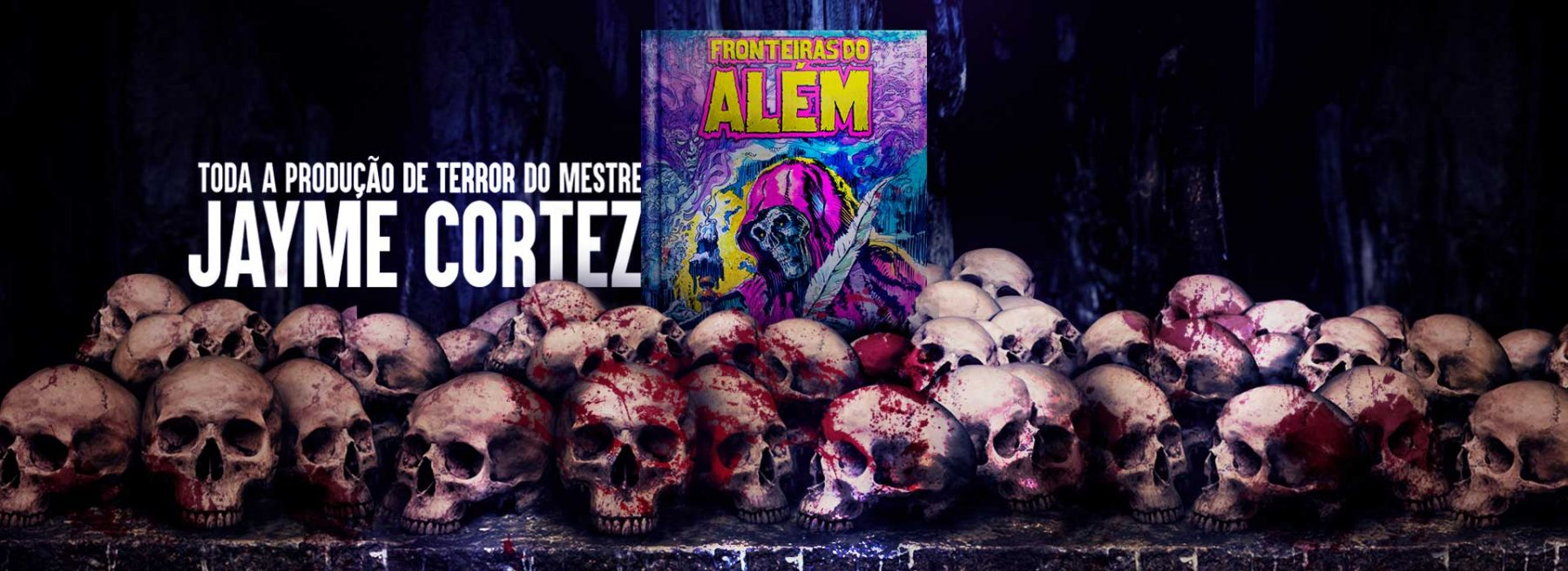 frotnteira do alem banner slide